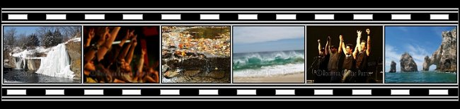Film Strip Graphic